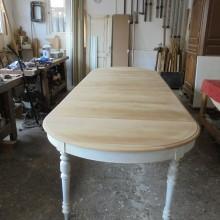 La table et ses allonges